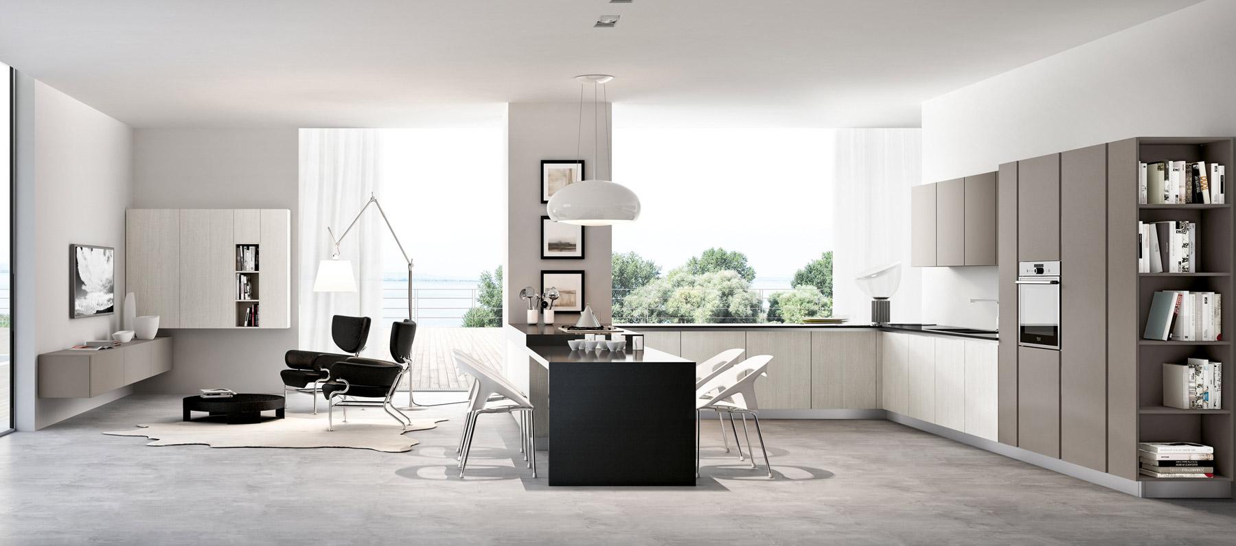 La Casa …..uno Stile Tutto Suo. #5E7556 1800 796 Semplice Design Della Cucina